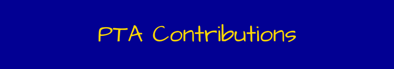 PTA Contributions